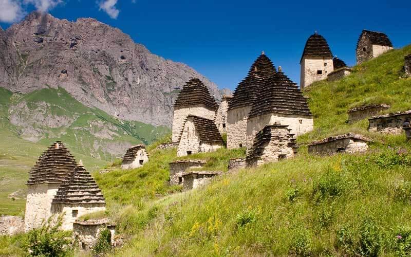 Heart of the Caucasus