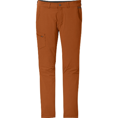 Synthetic hiking pants